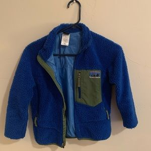 Boys Patagonia Fleece sweater